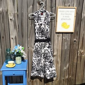 ModCloth Front Perch Swing Dress in Forest Sz L